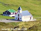 The church in Rituvík
